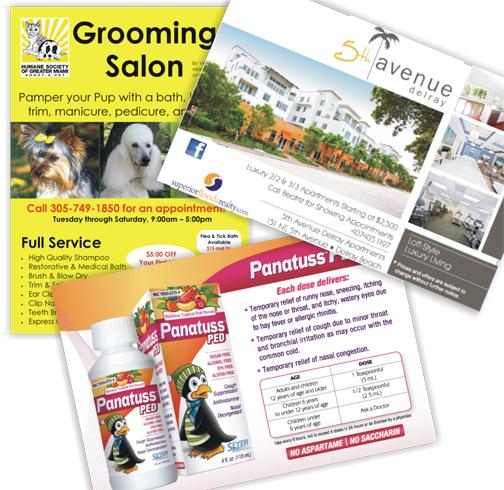 Postcard layout 2
